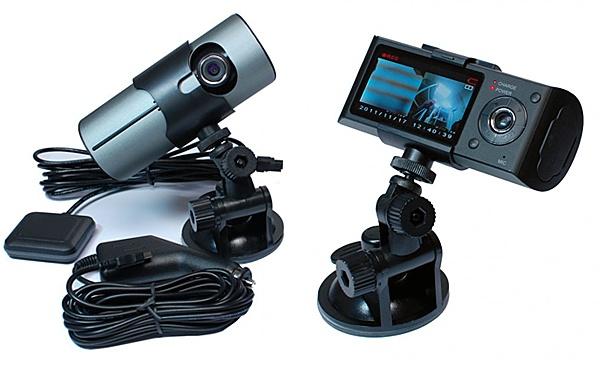 Купить видеорегистратор с тремя камерами