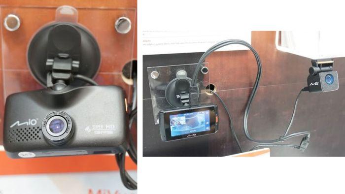 Автомобильный видеорегистратор Mio MiVue 698 (Mivue 698) - фото 11