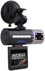 Видеорегистратор Intego VX-306 Dual с выносной видеокамерой